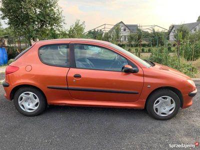 używany Peugeot 206 1.4 benzyna 75KM 187tys.km 2000r