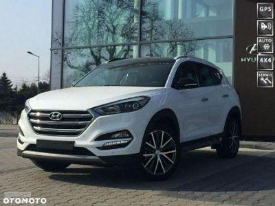 używany Hyundai Tucson Tucson III2.0 CRDi 136KM Limitowana Wersja GO! Plus
