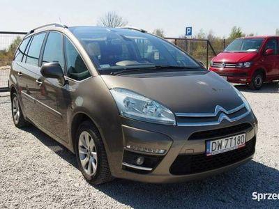 używany Citroën C4 Picasso 1.6 VTi 120KM 2012r. LPG, Climatronic, Navi, Bluetooth, serwisowany I (2006-2013)