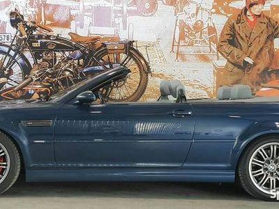 używany BMW M3 Cabriolet M3 Cena zimowa !! kabriolet E46 343 KM, skrzynia