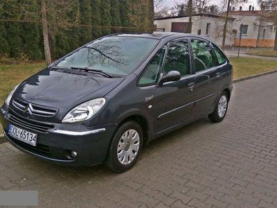 używany Citroën Xsara Picasso 1.6dm 109KM 2007r. 242 000km
