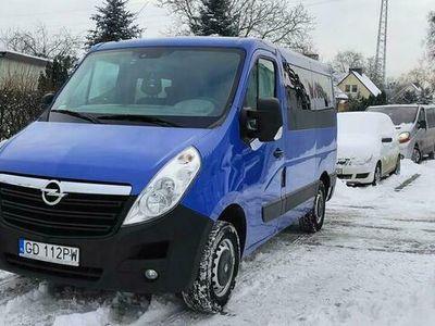 używany Opel Movano 2.3dm 110KM 2014r. 189 000km