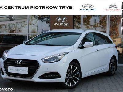 brugt Hyundai i40 1.7dm3 115KM 2015r. 198 400km 1.7 CRDI 115KM Wagon Business Od Dealera Salon PL LED Klima FV23%