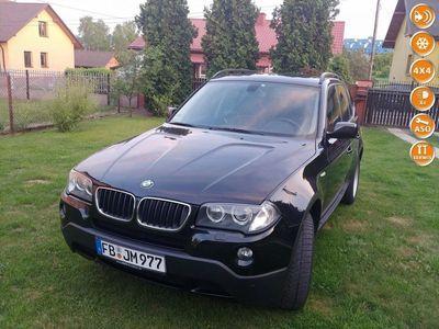 używany BMW X3 2dm 177KM 2008r. 161 644km