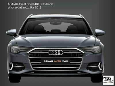 używany Audi A6 2dm 204KM 2019r. 4 293km