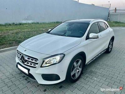 używany Mercedes GLA220 4MATIC 184KM jak nowy