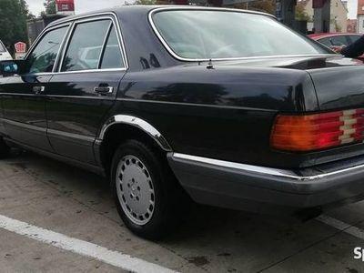 używany Mercedes 500 W126