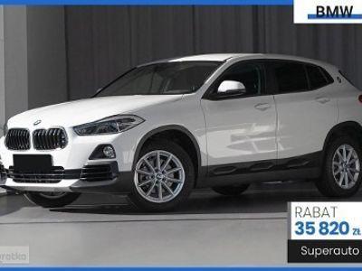 używany BMW X2 Advantage 1.5 sDrive18i (140KM)   Zostań w domu, wszystko załatwimy