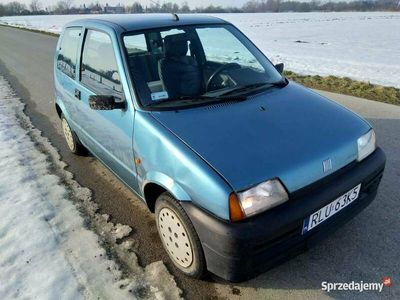 używany Fiat Cinquecento 700 (z hakiem)
