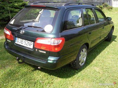 używany Mazda 626
