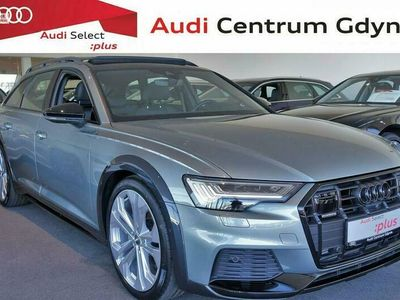 używany Audi A6 Allroad NOWY, tylko 86km, Kamery 360, NightVision, Panorama,