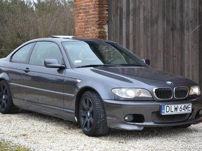 używany BMW 330 coupe