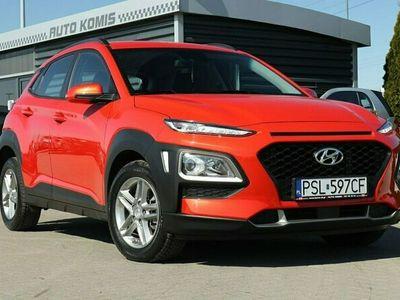 używany Hyundai Kona 1.6dm 136KM 2019r. 6 600km