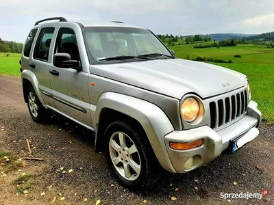 używany Jeep Cherokee 2.5 Diesel 4x4 Reduktor