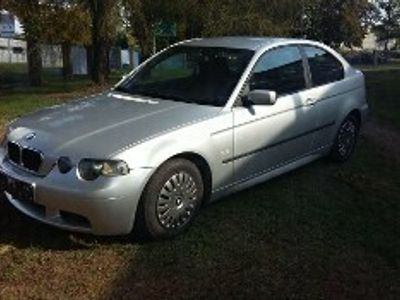 używany BMW 318 Compact SERIA 3 IV (E46) Ti
