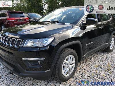 used Jeep Compass 1.6 1.6 Diesel 120 KM LONGITUDE | Czarny / Czarne fotele | Rabat dla firm