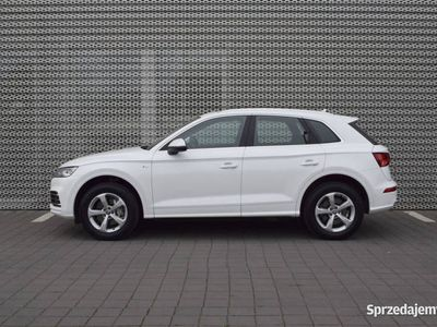 używany Audi Q5 III 35 TDI quattro 120(163) kW(KM) S tronic Salon Polska 2019 S line sel