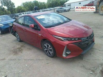 używany Toyota Prius 1.8dm 121KM 2018r. 48 300km