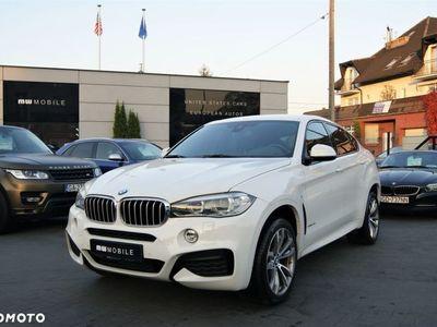 używany BMW X6 F16
