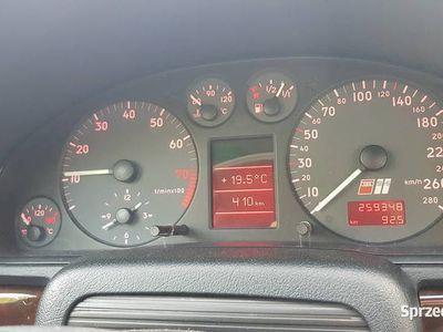 używany Audi S4 B5 2.7 BiTurbo 1998rok, LPG, 300HP
