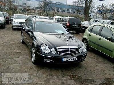 brugt Mercedes 320 Klasa E W211