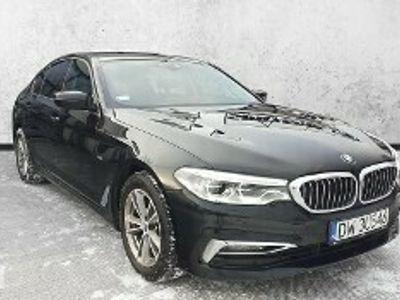 używany BMW 520 SERIA 5 520 d xDrive Luxury Line! Z polskiego salonu! Faktura VAT!