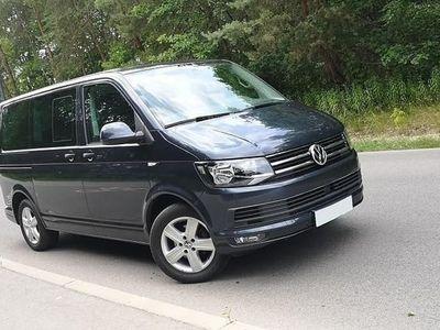 używany VW Multivan MultivanNavi Radar Szyber Kamera PIĘKNY