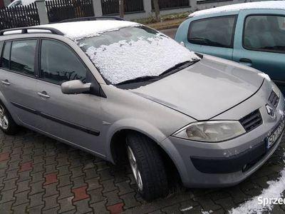 używany Renault Mégane II kombi 1.5 dCi