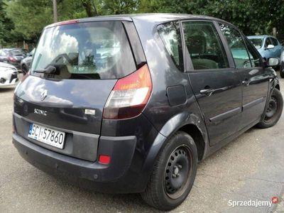 używany Renault Scénic Expression 1.9 DCI 120 KM Klimatronic Kredyt Bez BIK II (2003-2009)