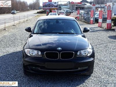 brugt BMW 116 seria 1 2dm3 116KM 2010r. 191 000km D 116KM LIFT Opłacona Navi Klimatronik Kredyt bez BIK