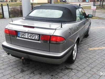 używany Saab 9-3 Cabriolet turbo