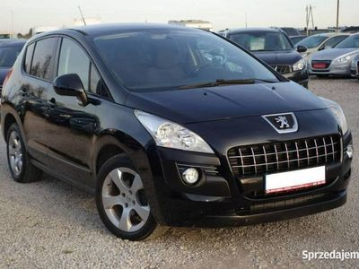 używany Peugeot 3008 1.6dm 109KM 2010r. 164 611km