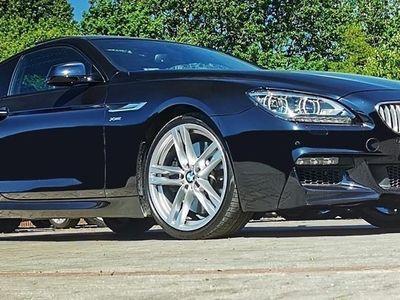 używany BMW 650 SERIA 6 i xDrive M-Pakiet FULL B&O panorama ACC Diody