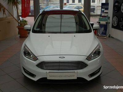 używany Ford Focus 1.5dm 150KM 2016r. 173 350km