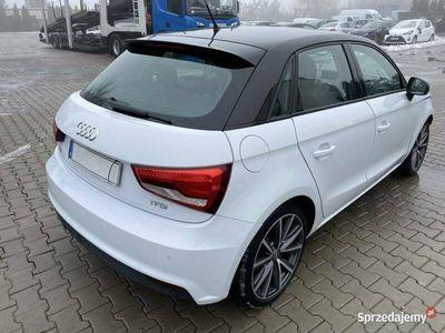 używany Audi A1 2016 manualna skrzynia biegów uszkodzony benzyna
