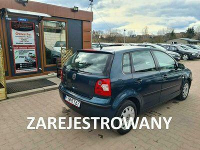 używany VW Polo / 1.2 benzyna / Gwarancja GetHelp / Zarejestrowany IV (2001-2005)