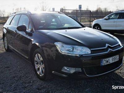 używany Citroën C5 III 2.0 HDi 136KM 2009r. 170 tys. km. Klimatyzacja, Xenon, FV Marża
