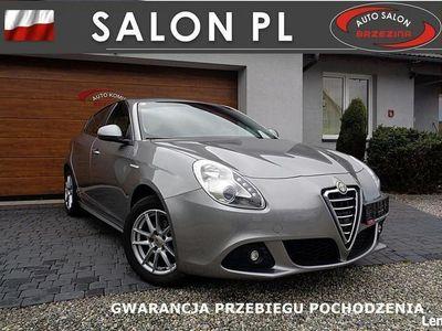 używany Alfa Romeo Giulietta serwis ASO, bezwypadkowy, dodatkowy komplet kół