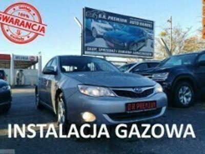 używany Subaru Impreza 1.5 BENZYNA + LPG 107 KM, 4x4, Klima, Alufelgi, Tempomat, Isofix, GH (2007-)