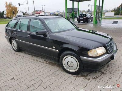 używany Mercedes C250 150KM 1997 kombi