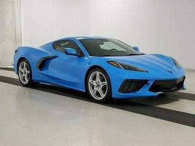 używany Chevrolet Corvette Corvette1LT BLUE 2021 8 CYLINDER BENZ. 466KM 41KM VII (C7) (2013-)