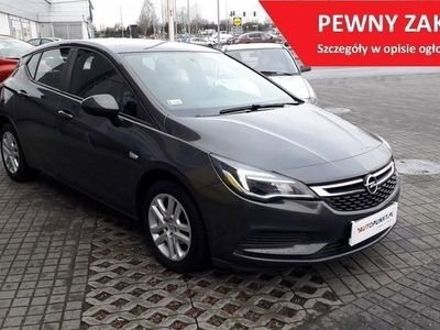 używany Opel Astra Enjoy 1.4 T 125 KM Benzyna Serwisowany Salon PL, Suchy Las