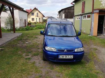używany Citroën Berlingo 1.6 16v 2002r. DOINWESTOWANY