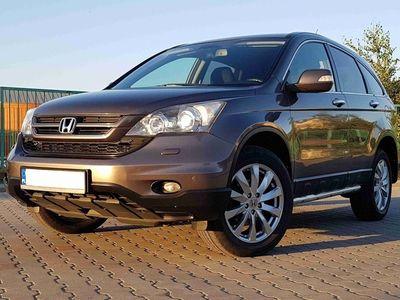używany Honda CR-V III EXECUTIVE, 2.0i benzyna + gaz LPG, salon PL, 4X4, xenon, skóra, multimedia, climatronic