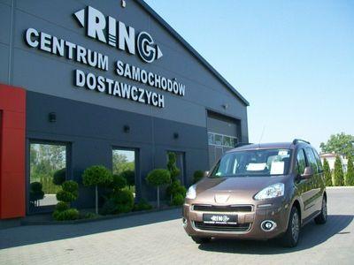 używany Peugeot 108 Partner 1.6dm 90KM 2014r.000km