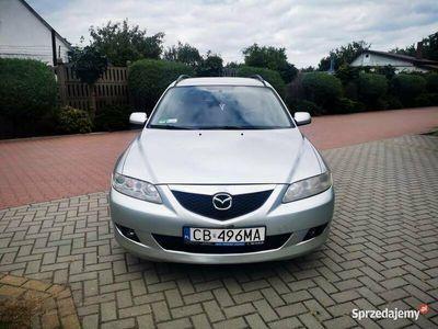 używany Mazda 6 I 2,0 benzyna! Sprawna! Nie idealna! Nowe OC!