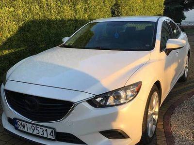 używany Mazda 6 GJ biała