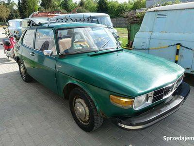 używany Saab 99 L, w pełni sprawny, Pali, Jeździ, dobra baza, Zobacz