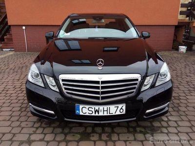 używany Mercedes E200 E200