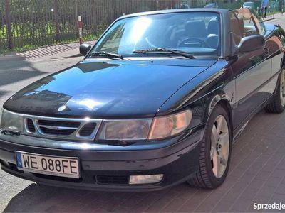używany Saab 9-3 Cabriolet 99r. 2.0t automat 230KM